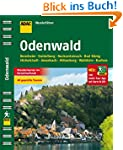 ADAC Wanderführer Odenwald inklusive...