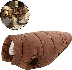 EisEyen Hund Warme Kleidung Wasserdichte Haustier Baumwolle Weste Padded Winter Daunenjacke Mäntel Pet Skianzug Im Freien für Kleinen Hund