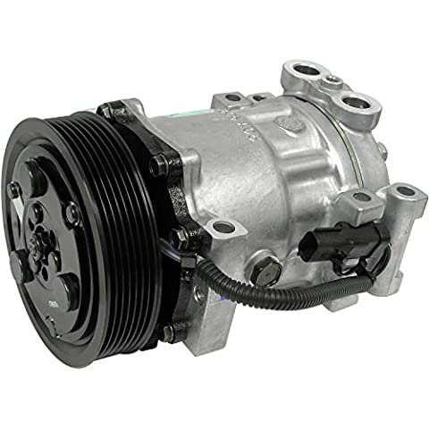 Universal Air Condition CO4605C New Compressor and Clutch
