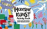 Moderne Kunst Activity-Buch
