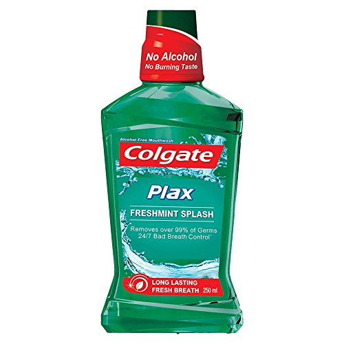 Colgate Plax Fresh Mint Splash-250ml