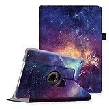 Fintie iPad Mini Cover - Slim girevole Smart 360 gradi di rotazione Custodia Protettiva Case con Auto Sveglia/Sonno Funzione per Apple iPad Mini 1 / iPad Mini 2 / iPad Mini 3 Retina Tablet, Galaxy