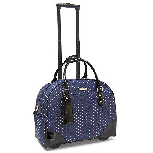 cabrelli-debbie-dot-15-inch-laptop-bag-on-wheels-briefcase-navy