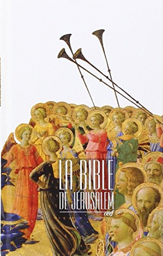 Bible de Jerusalem par Collectif