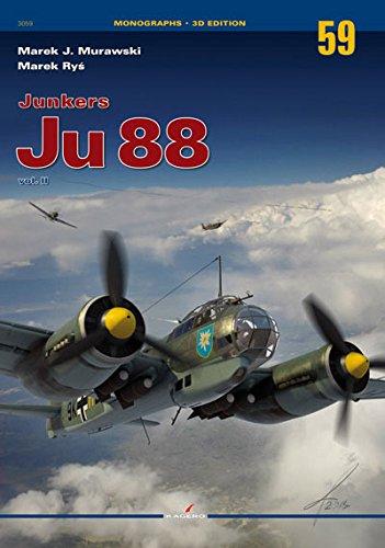 Junkers Ju 88: 2 (Monographs 3D Edition) por Marek Murawski, Marek Ryś