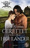 Gerettet von einem Highlander (Highland Bride-Reihe 6)