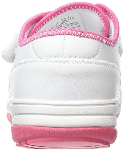 Oxypas Medilogic Emily Slip-resistant, Antistatic Nursing Shoe, White (Fux), 3.5 UK (36 EU) Weiß (fux)