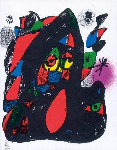 Joan Miró. Litógrafo  Vol. IV: 1969-1972: 4 (Obras completas) por Elena Calas Nicolas Calas