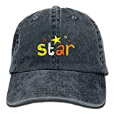 Material: cotton.High quality material.Four seasons hats, fashion and popular.Elegant pattern, comfortable.Soft baseball cap with adjustable plastic closure, can be worn anywhere. You can store it in your pocket without being damaged.