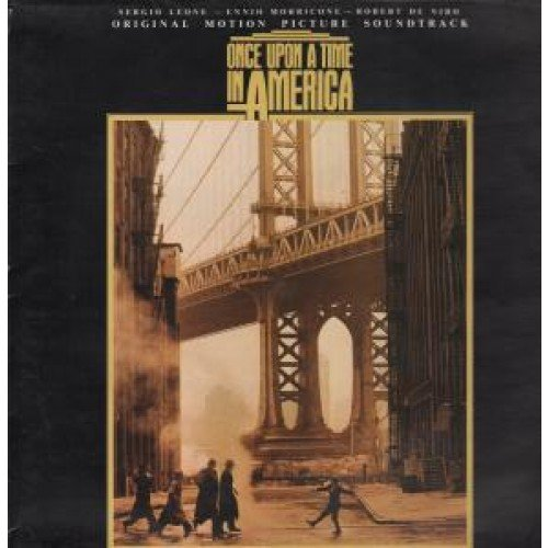 Once upon a time in America [Vinyl LP]