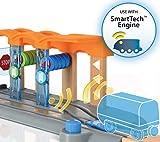 BRIO World 33874 Smart Tech Waschanlage für Züge – Waschstraße mit rollenden Walzen & Sound-Effekten – Interaktives Spielzeug empfohlen ab 3 Jahren Test