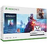 Xbox One S 1TB - Battlefield V Bundle (inkl. Battlefield V: Deluxe Edition, Battlefield 1:...