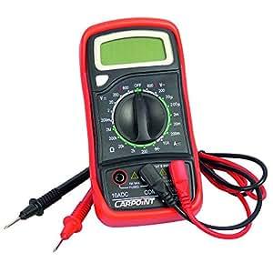 Carpoint 0678207 Multimètre Digital