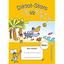 Diktat-Stars - TING-Ausgabe: 1./2. Schuljahr - Übungsheft: Mit Lösungen