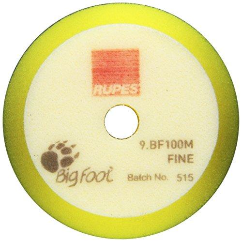 Rupes Big Foot Polijst Foampad Geel/Fine 3/4 inch #9.BF100M