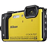 Nikon COOLPIX W300 Digitalkamera (16 Megapixel, 5-fach optisches Zoom, 7,6 cm (3 Zoll) LCD-Display, 4K UHD Video, bildstabilisiert)