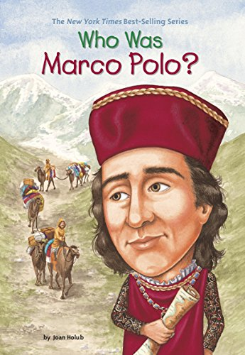 Who Was Marco Polo? (Who Was?) (English Edition)