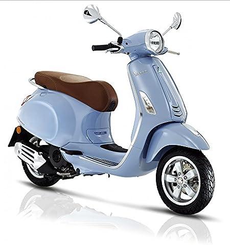 Vespa Primavera 50 2T, Farben:Blau Incanto 279/A