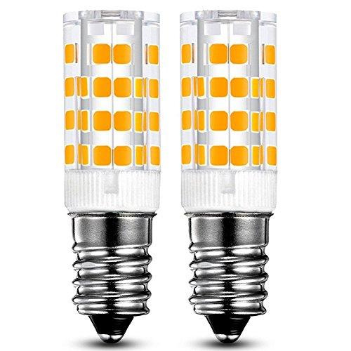 KINDEEP E14 LED Lampe - 5W / 400LM, 40W Halogenlampen Ersatz, Warmweiß 3000K