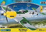 COBI 5517 Messerschmitt BF 109E, grau