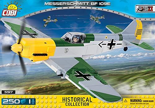 COBI 5517 - Messerschmitt BF 109 E, grau