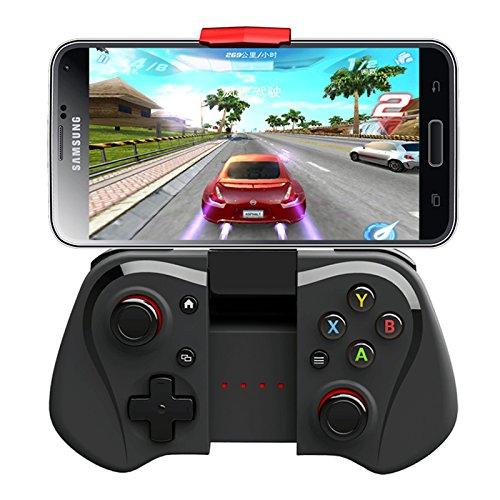 Mando de juego bluetooth Ipega PG-9033para Smartphone/Tablet (Compatible con iOS & Android)