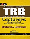 TRB Teachers Recruitment Board Lecturers (Engineering) Electrical & Electronics 2017