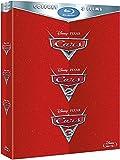 Cars, Quatre roues + Cars 2 + Cars 3 [Blu-ray]