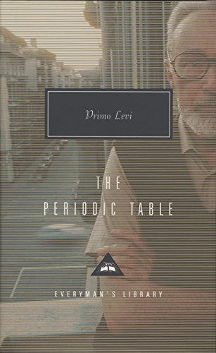 Book cover for The Periodic Table