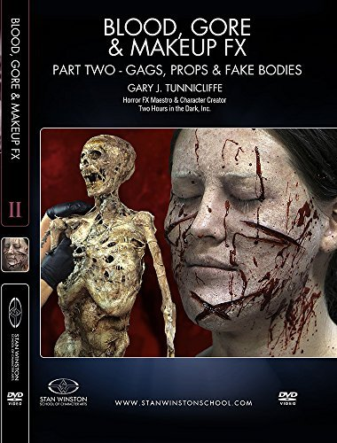 up Effects Part 2 - Gags, Props, Fake Bodies by Gary J. Tunnicliffe (Prop Body Parts)