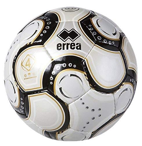 Errea Pallone Misura 4 da Calcetto a Rimbalzo Controllato Sniper T0064 Pallone FIFA Approved