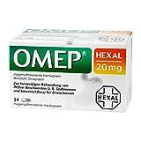 omep Hexal 20mg magensaftresistente Hartkapseln, 14 St