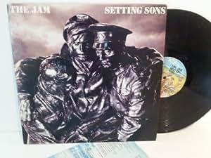 THE JAM SETTING SONS VINYL LP[POLD5028]1979