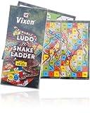 Vixen Ludo & Snake Ladder- L.S. Vx 222