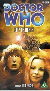 Doctor Who: City Of Death [VHS]
