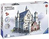 Ravensburger 12573 Puzzle 3D Castello di Neuschwanstein