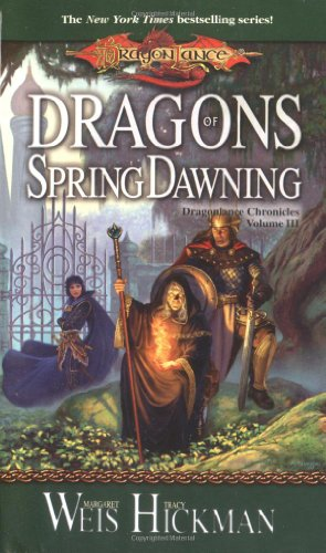 Dragons of Spring Dawning: Dragonlance Chronicles Volume III: 3