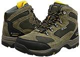 Hi-Tec Storm Waterproof, Herren Trekking- & Wanderschuhe, Beige (Smokey Brown/taupe/gold 042), 44 EU -