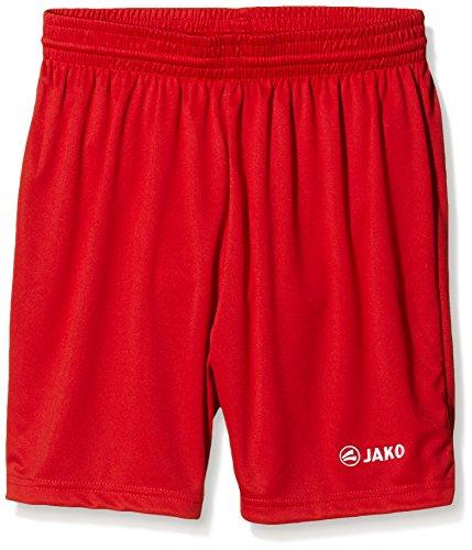 JAKO Herren Shorts Sporthose Anderlecht, Rot, 2