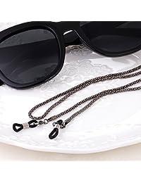 Amorar Catenella in metallo per occhiali da donna con occhiello b80f37810c59