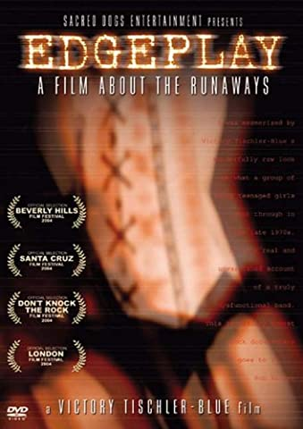Edgeplay: Film About the Runaways [Import USA Zone 1]