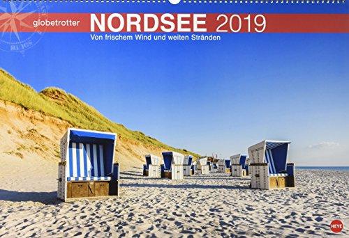 Nordsee Globetrotter - Kalender 2019