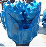 GOWE 133mm TCI Tricone de brocas para perforación de pozos de agua