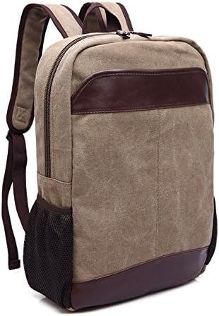 Sunbobo Zaino per uomo donna Zaino Daypack impermeabile Vintage Vintage Vintage Zipper Canvas Laptop Bag B07GLQ4JSQ Parent | Vari I Tipi E Gli Stili  | Apparenza Estetica  | Il Nuovo Arrivo  9b87a1