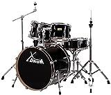 XDrum Stage II Fusion Drumset (Größen: 22