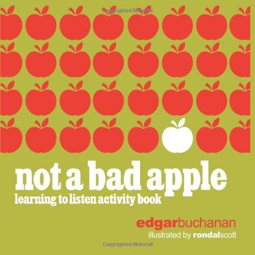 Not a Bad Apple: Learning to Listen Activity Book - Buchanan Buchanan Bad