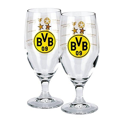 borussia-dortmund-pilsner-beer-glasses-set-of-2-glass-tulbe-success-plus-free-stickers-forever-dortm