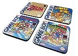 Nintendo Untersetzer, Mehrfarbig