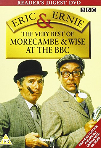 The Very Best of Morecambe & Wise at the BBC,