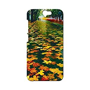 G-STAR Designer Printed Back case cover for HTC One A9 - G6749